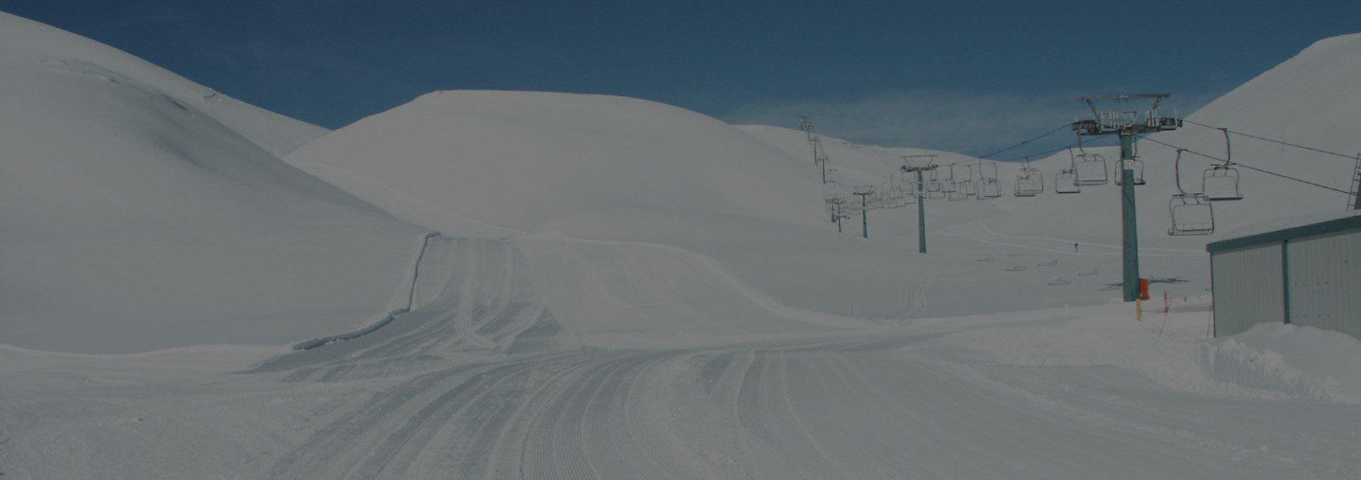 Aremogna slopes